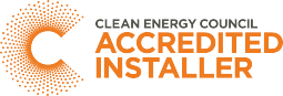 Image of the Clean Energy Council Accredited Installer