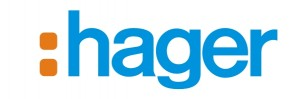 Image of the Hager electrical products logo