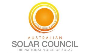Image of the Australian Solar Council logo